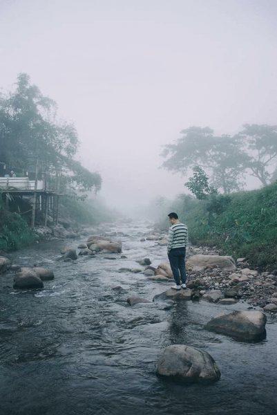 น้ำมางหน้าฝนที่อาโปเดอมาง
