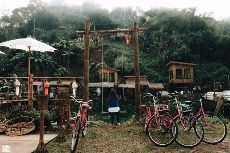 สถานที่เที่ยวบ่อเกลือ ท่องเที่ยวน่าน ที่พักบ่อเกลือ